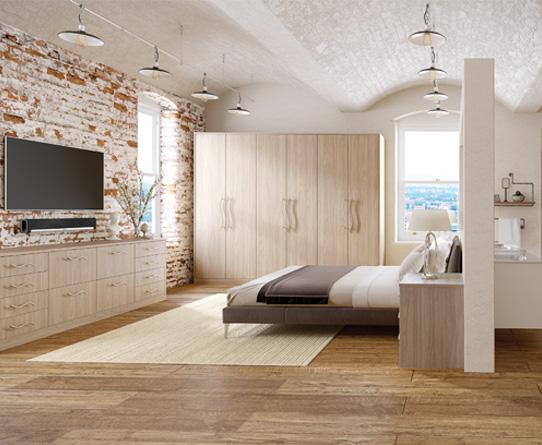 Bedrooms -Tempo Elm